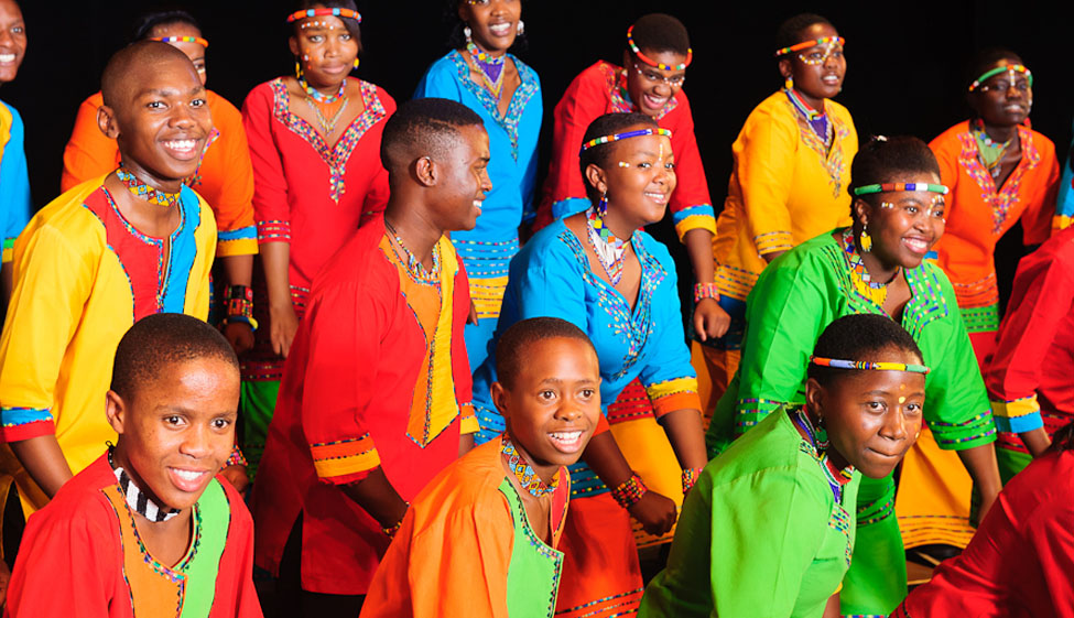 Mzansi Youth Choir