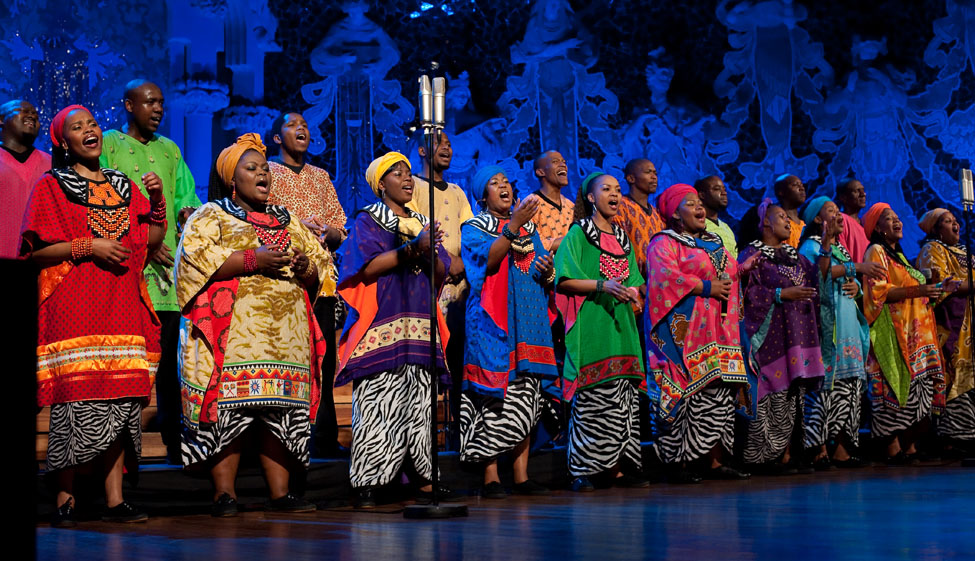 SOWETO GOSPEL CHOIR - QUOTES AND BOOKINGS - MUSICIANS ...