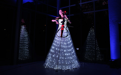 The Galaxy Dress